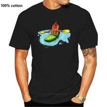 Hotdog pagayer Kayak cadeau chemise Kayak et canoë noir, marine T-Shirt S-3Xl Confortable T-Shirt