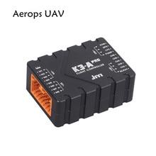 Aerops jiyi k3a 프로 비행 컨트롤러 표준 세트 더블 gps pmu led 4/6/8 축 농업 살충제 스프레이 무인 항공기