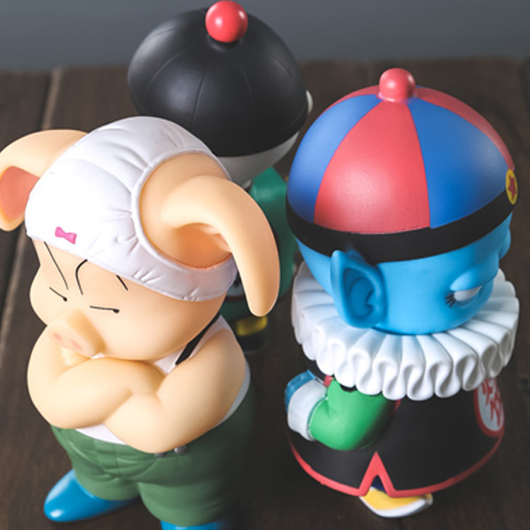Dragonball Cartoon Peripheral Hand Vinyl Doll Classic Gift in Action Toy Figures from Toys Hobbies