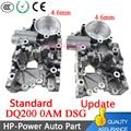 1 шт. Новый DQ200 DSG 0AM с 4 6 мм авто Трансмиссия аккумулятор корпус для Audi VW 0AM325066R 0AM325066AC 0AM325066C