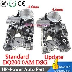 1 шт. Новый DQ200 DSG 0AM с 4,6 мм авто Трансмиссия аккумулятор корпус для Audi VW 0AM325066R 0AM325066AC 0AM325066C