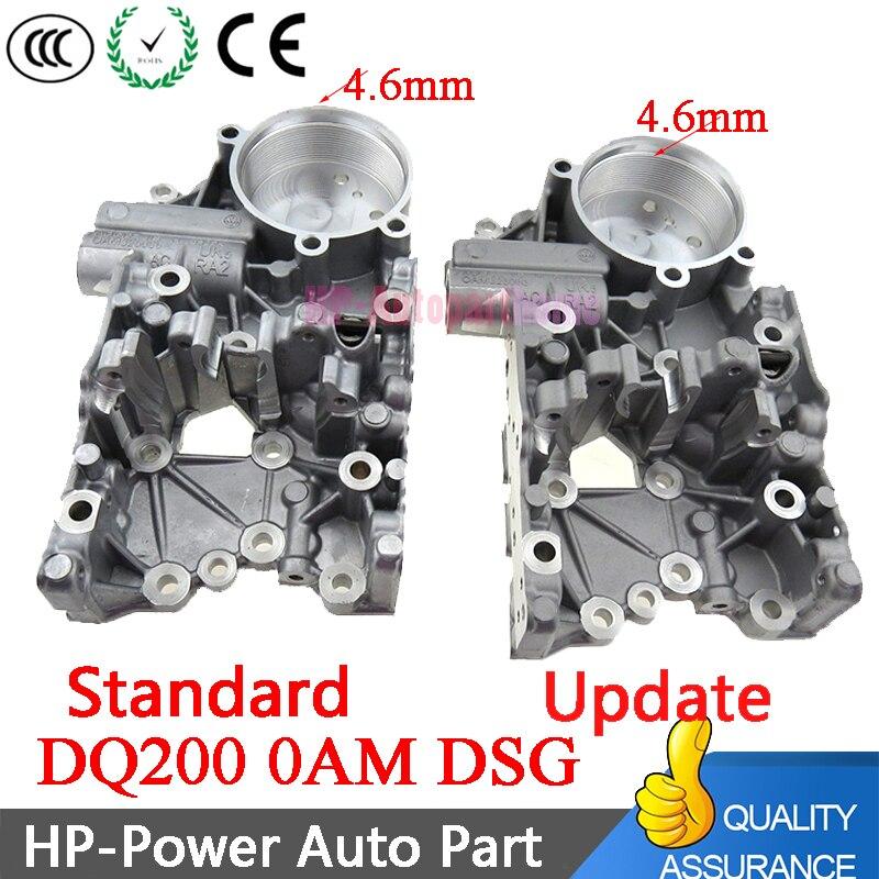 1PCS Audi VW 0AM325066R 0AM325066AC 0AM325066C 용 4.6MM 자동 변속기 누산기 하우징이있는 새로운 DQ200 DSG 0AM