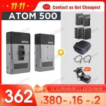 Vaxis ATOM 500 HDMI 1080P Transmission for Camera Ipad Image Wireless Video HD Transmitter Receiver VS Hollyland mars 400S sdi