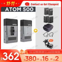 Vaxis Atom 500 Hdmi 1080P Transmissie Voor Camera Ipad Afbeelding Draadloze Video Hd Zender Ontvanger Vs Hollyland Mars 400S Sdi