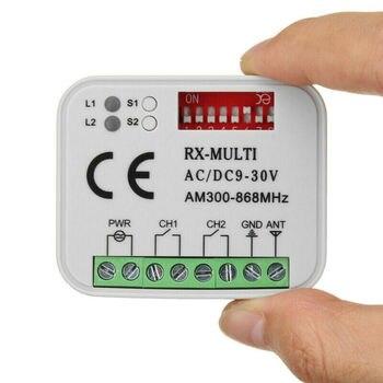 receiver BENINCA 300-868mhz receiver BENINCA gate remote transmitter receiver Garage door gate remote control receiver