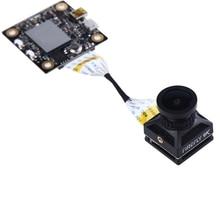 Hawkeye Firefly Split Mini Version 4K 160 Degree HD FPV Camera WDR Single Board Built-in Mic Low Latency for RC Drone Airplane