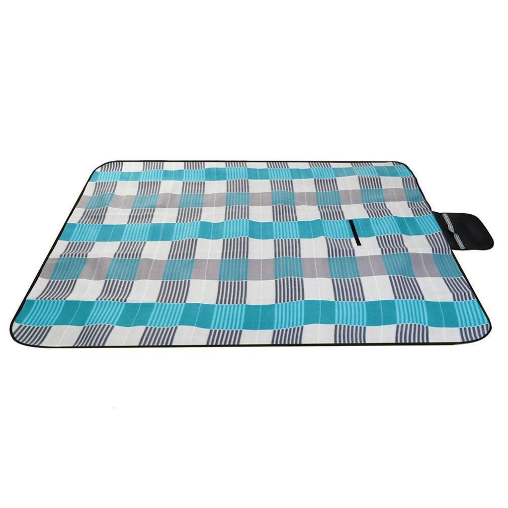 Outdoor Mat Outdoor Tent Mat Simple Household Portable Thickening Lawn Mat Waterproof Beach Mat Picnic Mat