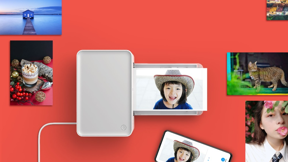 Xiaomi Mijia Mi Photo Printer (9)