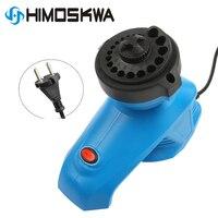 220V Electric Drill Bit Sharpener EU Plug High Speed Drill Grinder Machine Twist Drill Driver 95W 1350rpm For Drill Size 3 12mm