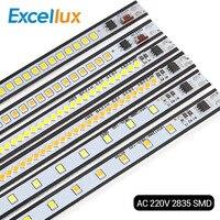 LED Bar Light AC220V LED Rigid Strip Energy saving 2835mm 195/290/390mm High Brightness Led Strip For Kitchen Cabinet Light DIY|LED Bar Lights| |  -