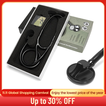 Professional Cardiology Stethoscope Professional Medical Doctor Heart Stethoscope Doctor Student Medical Equipment Device