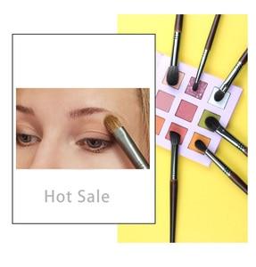 Image 1 - OVW 빅 파우더 브러쉬 세팅 메이크업 아이 섀도우 코스메틱 브러쉬 메이크업 브러쉬 세트 도구 Maquillajes Para Mujer