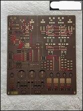 Placa de decodificador de circuito impreso TDA1541, 10 ° aniversario del Foro HIFI, placa de decodificador de DAC PCB