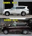 Auto Aufkleber Für Nissan Patrol Y61 Y62 Tür Körper Außen Dekoration SUV Patrol Y61 Y62 Aufkleber Pull Blume-in Autoaufkleber aus Kraftfahrzeuge und Motorräder bei
