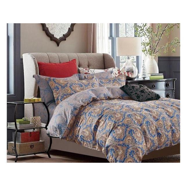 Комплект постельного белья двуспальный АльВиТек, CA, 100