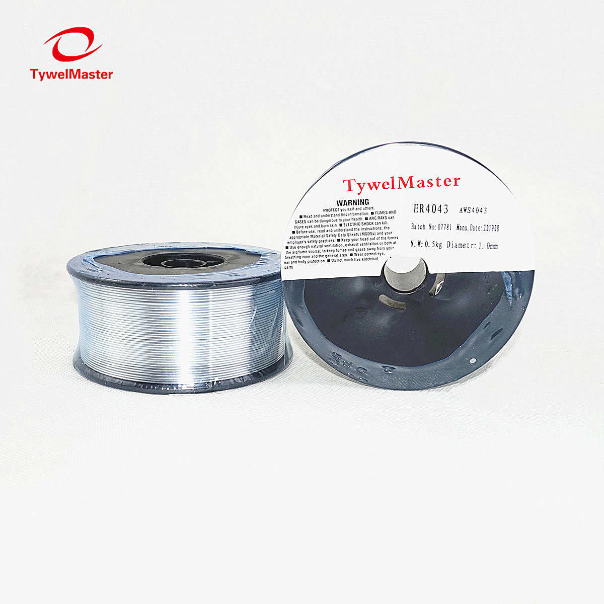 Image 5 - Aluminum Welding Wire ER4043 ER5356 0.5kg 0.8/1.0/1.2mm Mini Spool Gas Shield Aluminum Alloy Welding Material MIG Wire-in Welding Wires from Tools
