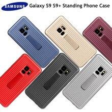 Оригинальный Вертикальный чехол для телефона Samsung S9 S9 +, идеальное устройство для Galaxy S9 SM-G9600 S9Plus G9650 S9 + защитный чехол с логотипом