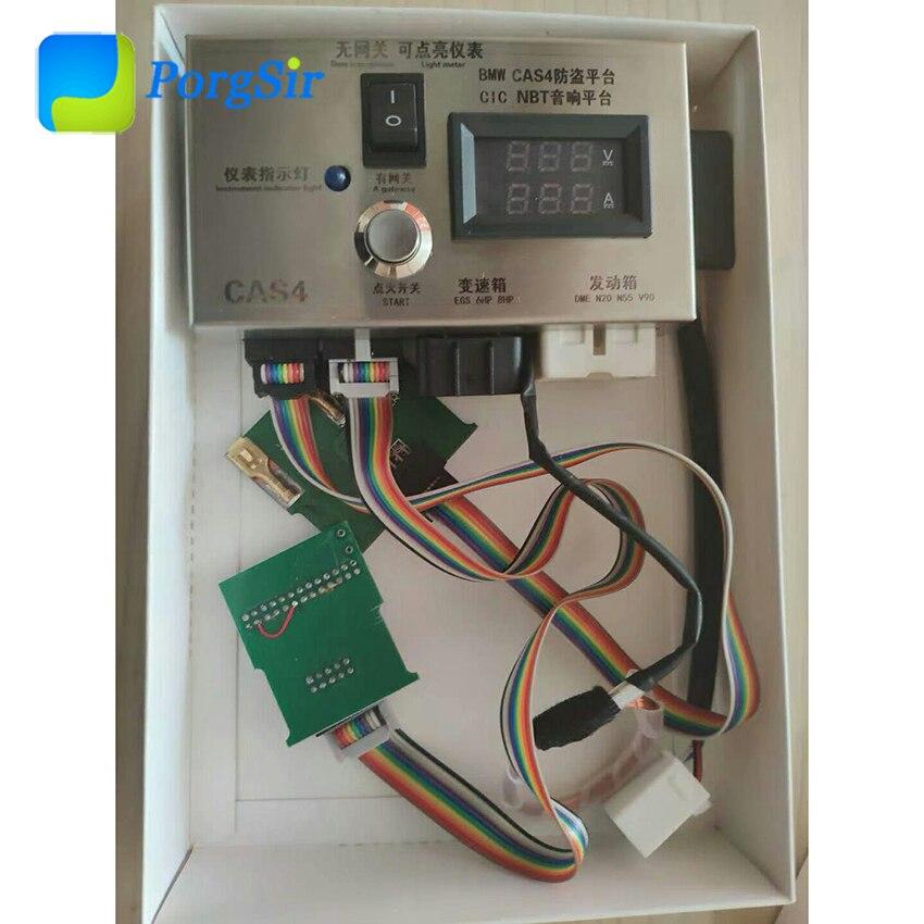 IMMO испытательная платформа и CIC NBT испытательная платформа для BMW CAS4|Считыватели кодов и сканеры|   | АлиЭкспресс