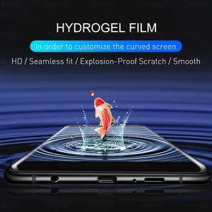 Image 5 - xiomi poco m3 pro hydrogel film for xiaomi poco m3 m 3 pocom3 pro m3pro 5g hd front back screen protectors camera film not glass