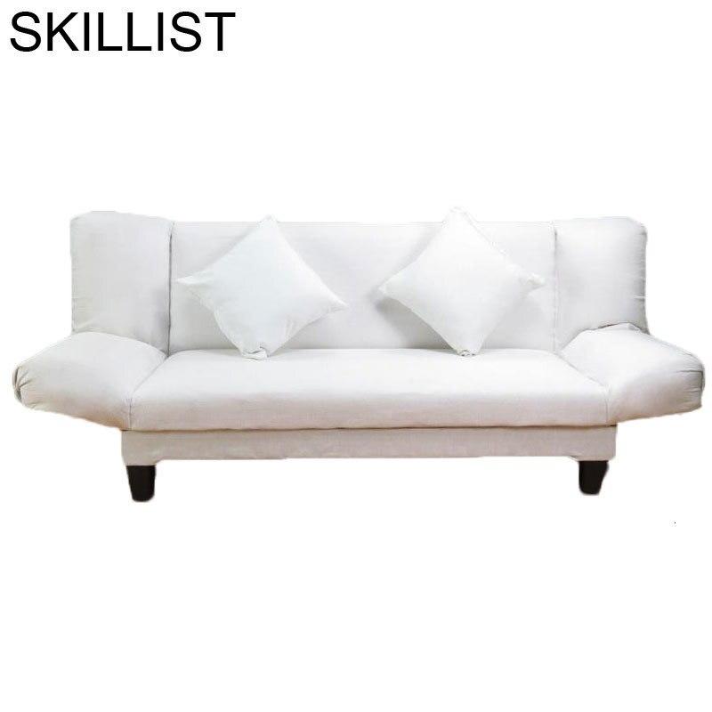Meuble Maison Sillon Home Asiento Copridivano Puff Para Divano Mobili Mobilya Set Living Room Furniture Mueble De Sala Sofa Bed