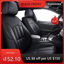 Kokololee Custom עור רכב מושב מכסה עבור GreatWall HAVAL F7 H6 H9 H5 H1 H2 H3 H8 H7 H2s M6 f5 H4 מכוניות מושב כיסוי מכוניות