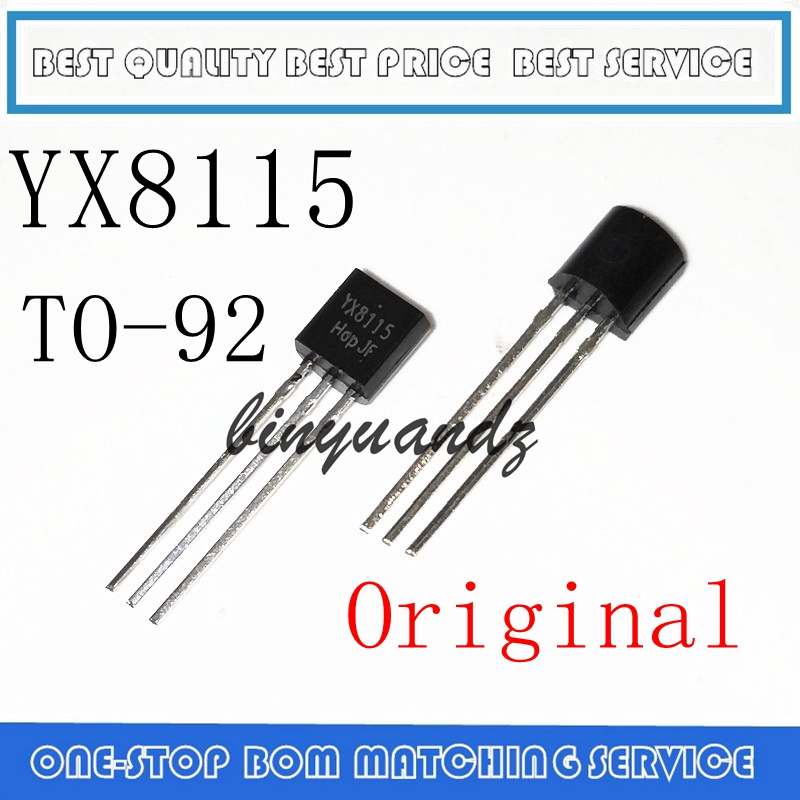 20PCS YX8115 8115 TO-92 New Original LED Controlled IC Flashlight Driver Chip