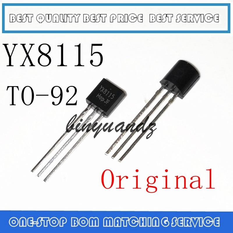 20PCS YX8115 8115 TO-92 New Original LED Controlled IC Flashlight Driver Chip