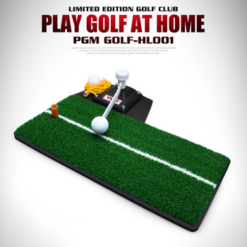PGM Putting Green Trainers Golf Practice Device Durable Indoor Golf Swing Mat Golf Swing Trainer Mat Golf Training Aids