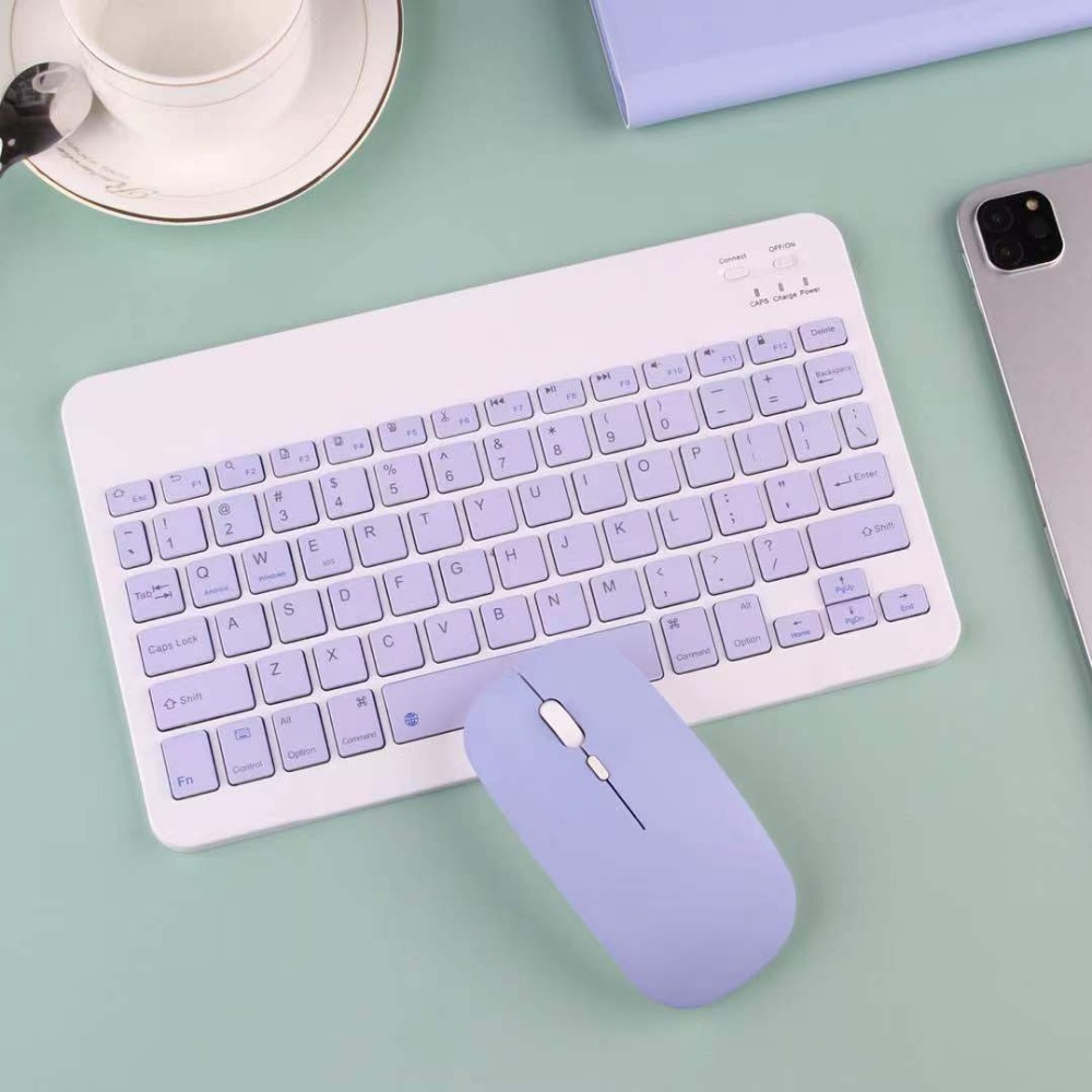 Wireless 4th-Generation Mice A2324 Mouse Keyboard-Case Air-4 For with iPad Bluetooth