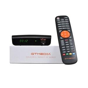 Image 4 - 5個/10個 [本] gtmedia V7S freesat V7 hd V7 S2X DVB S2 hd衛星テレビ受信機サポートpowervu bissキーnewcamd