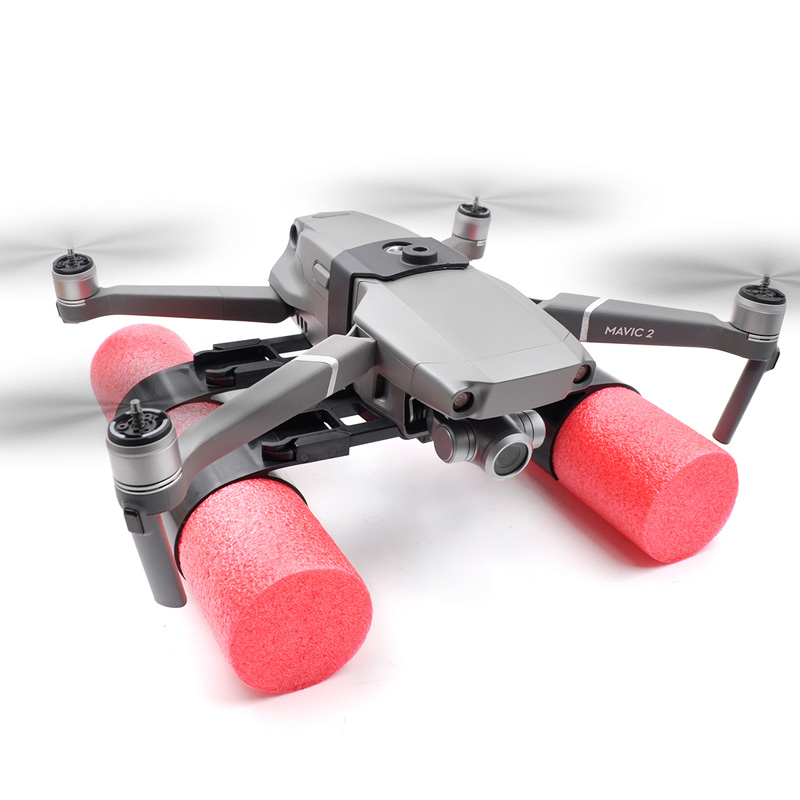 Mavic 2 Pro Landing Skid Float kit For DJI Mavic 2 pro zoom Drone Landing on Water Parts