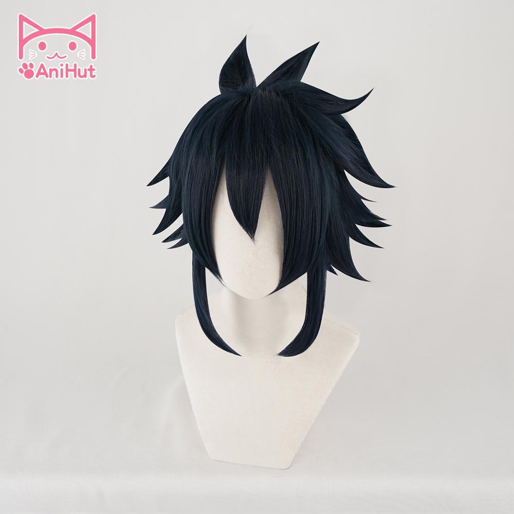Image 3 - Аниме «Мой герой», аниме «Тамаки амаджики», большой 3 парика Тамаки амаджикиКостюмы аниме    АлиЭкспресс
