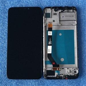 """Image 2 - 6.26 """"orijinal Axisinternational ASUS ZenFone Max için M2 ZB633KL X01AD LCD ekran + dokunmatik Panel sayısallaştırıcı çerçeve ekran lcd"""