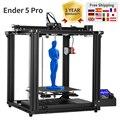3d принтер Ender-5 Pro  бесшумная плата  предварительно установленная Магнитная пластина Ender 5Pro  отключение питания  закрытая структура Creality3D