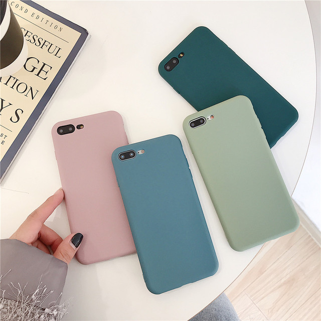 Candy Color Silicone Case For Samsung Galaxy A50 A51 A40 A70 A71 M10 M20 A10 A20 A30 M30 A10E A20E A10S A20S A30S A40 M30S Cover 3