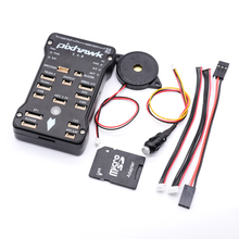 Pixhawk 2.4.8 PX4 PIX 32 Bit Flight Controller+M8N GPS+ 433/915Mhz 100/500mw Radio Telemetry+Safety Switch+Buzzer+rgb+I2C+ 4G SD