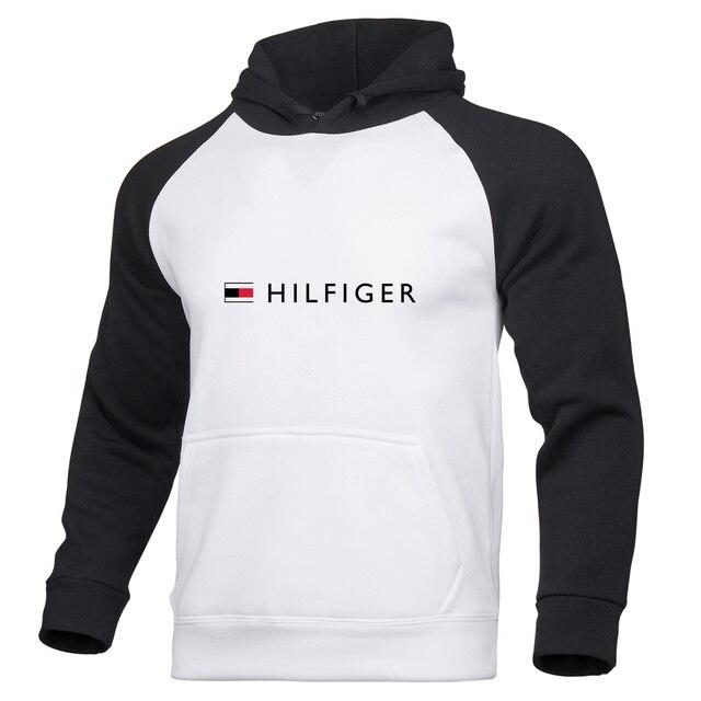 Men and women hoodie sweatshirt street sportswear high-end fashion pullover casual 2021 3