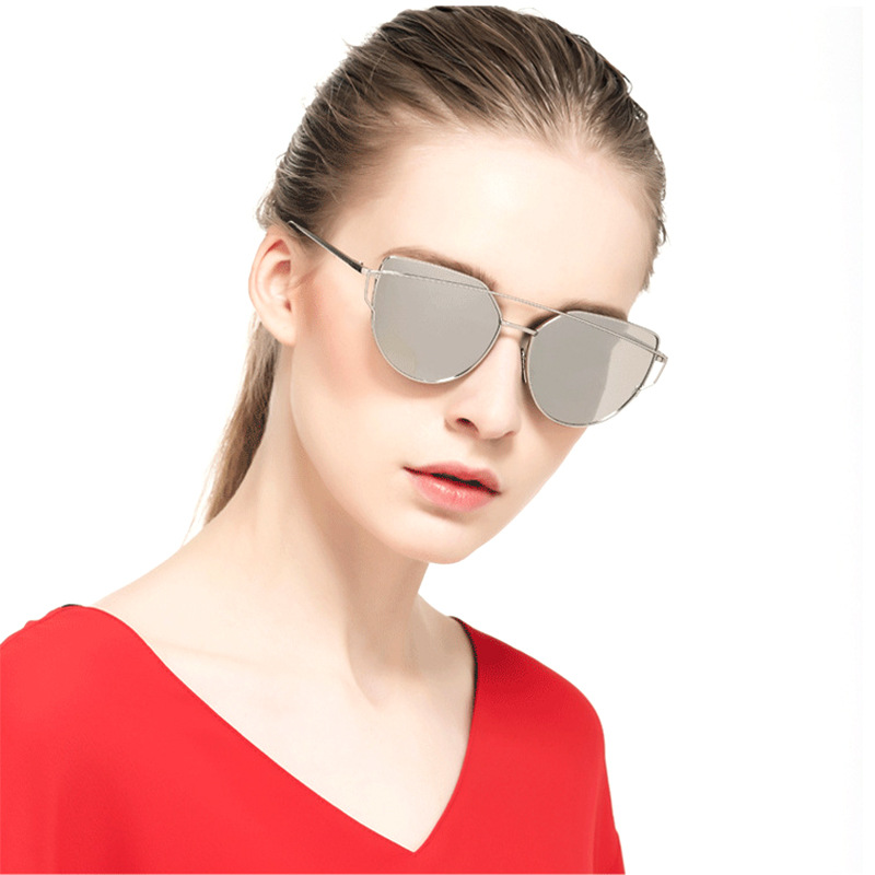 KARL 2019 Classic Retro Sunglasses Women Metal Frame Color Coated Sunglasses Men Fashion Brand Designer Gafas De Sol Mujer UV400 in Women 39 s Sunglasses from Apparel Accessories