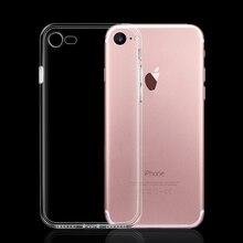 Прозрачный ТПУ ультратонкий прозрачный силиконовый чехол для телефона для iPhone X XS XR XS Max 11 Pro Max 8 7 6 6S Plus защитная задняя крышка