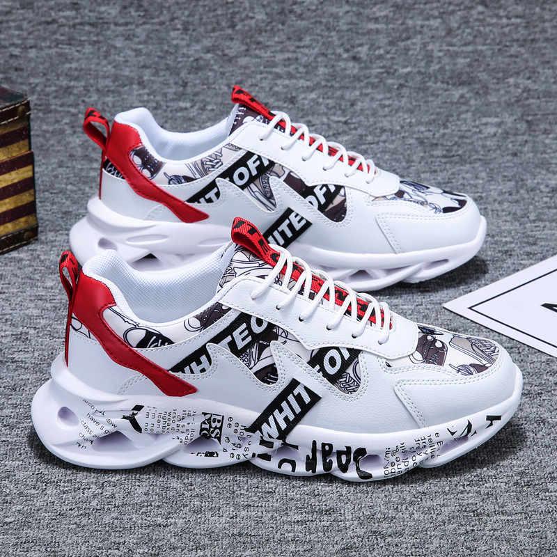 2020 high-end masculino camuflagem tênis ao ar livre tênis de corrida respirável malha leve sapatos casuais zapatillas de deporte