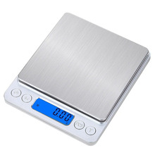 Kitchen Scales High-precision Jewelry Scales 0.01g Mini Pocket Scales  Electronic Kitchen Digital Scale Supplies mini high accuracy 0 001 50g high definition jewelry scale high quality pocket electronic digital jewelry scales