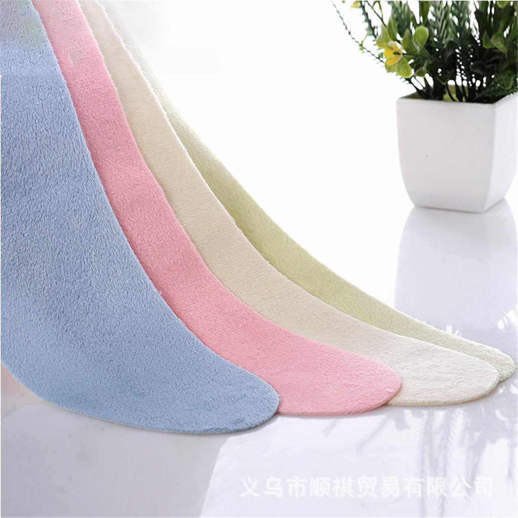 2019 nuevo cuarto de baño caliente lavable salud pegajosa alfombra de baño cubierta de asiento almohadilla hogar reutilizable suave funda de asiento de inodoro 3 colores