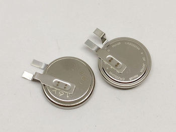 2pcs/lot Maxell high-temperature lithium CR2050HR CR2050 2050 3V manganese dioxide battery button batteries cell with leg feet