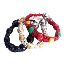 лучшая цена Metal Bracelet Smoking Pipe Herb Weed Pipe Smoke Tobacco Pipes For Cigarette Machine Smoking Accessories