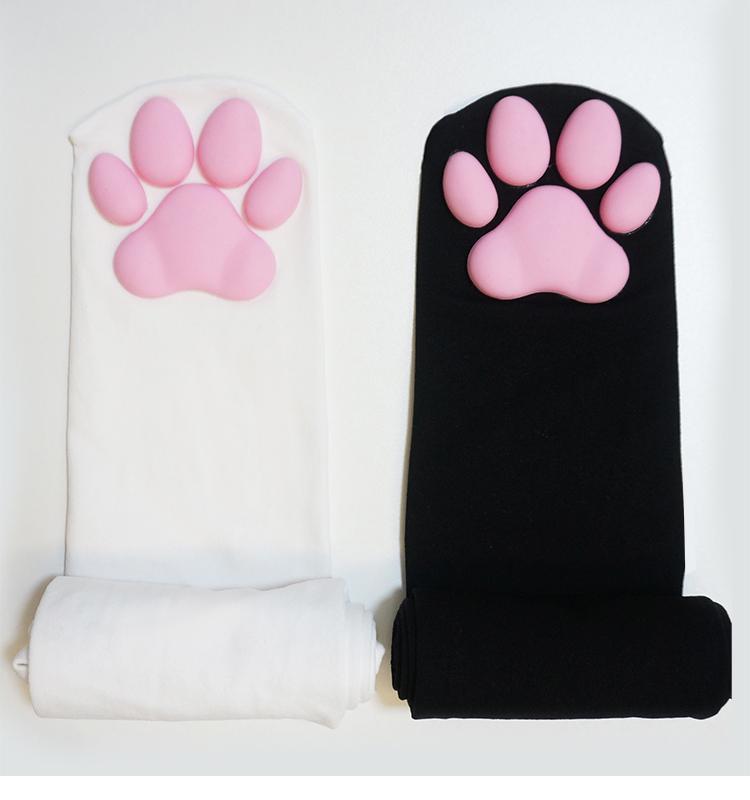 High-Quality Cat Paw Anti-Slip Stockings