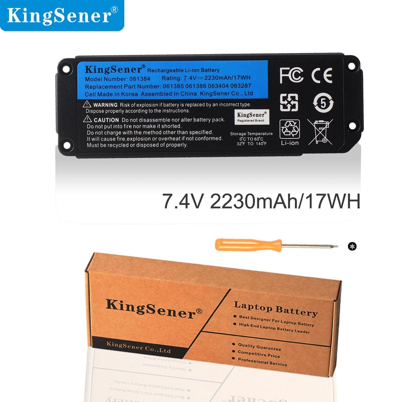 Kingsener 061384 061385 061386 063404 063287 Battery For BOSE SoundLink Mini I Bluetooth Speaker Rechargeable Battery 7.4V 17WH