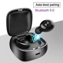Original XG12 TWS Bluetooth Earphone in-ear Stereo Wireless Waterproof Sport headset gamer with Microphone for xiomi smart phone