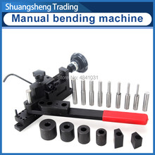 Bending machine Manual Bender S/N:20012 Five-generation PLUS universal bending machine Update Bend machine