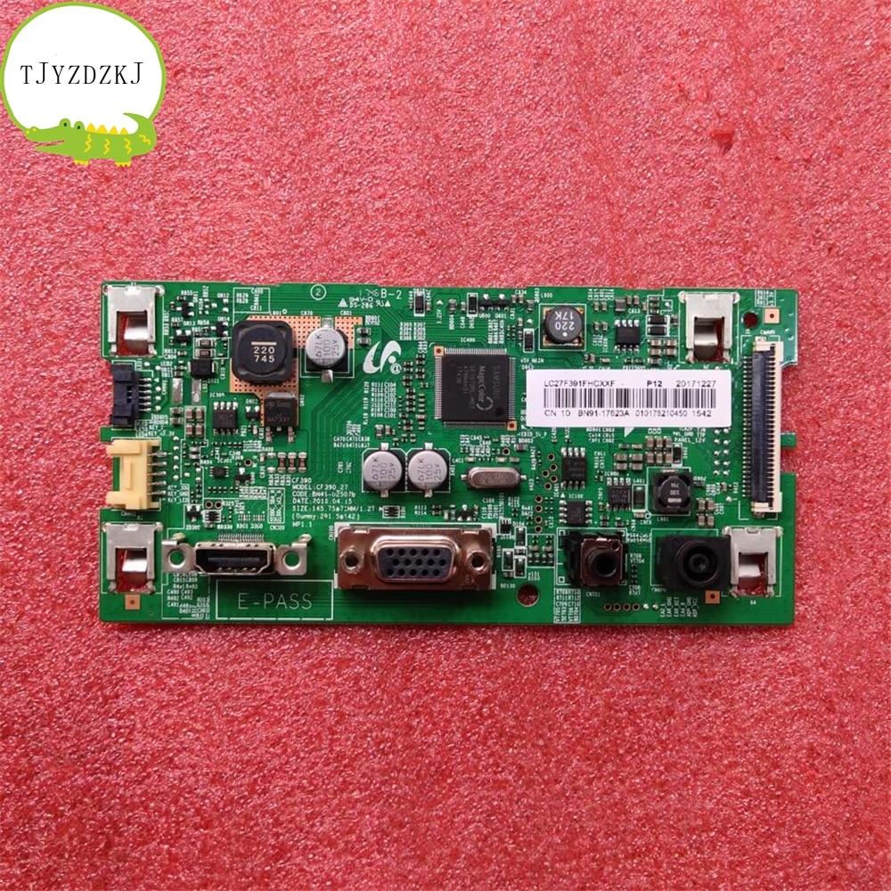 Good Test Original For Samsung C27F396FH Motherboard C27F396FHC BN41-02507B BN41-02507 BN91-17623A Screen CY-PK270BNLV8H 27F396