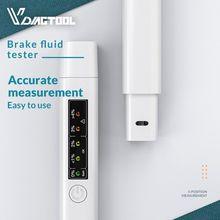 Vdiagtool Brake Fluid Tester Accurate Oil Quality Check Pen Car Brake Liquid Digital Tester Auto Testing Tool Car Accessories